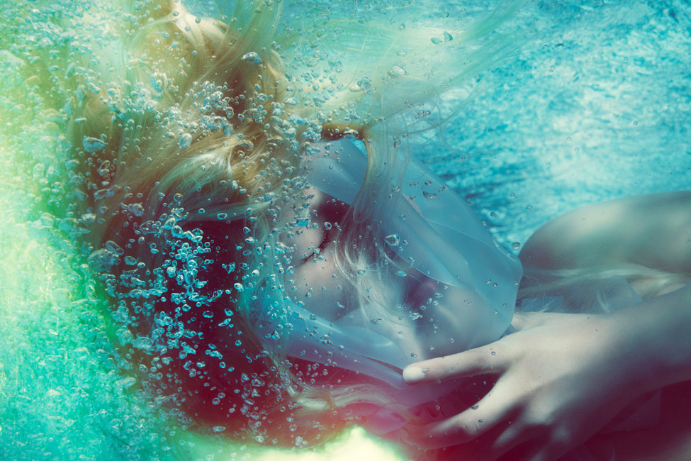 Under Water - 2013 - PHOTOGRAPHY